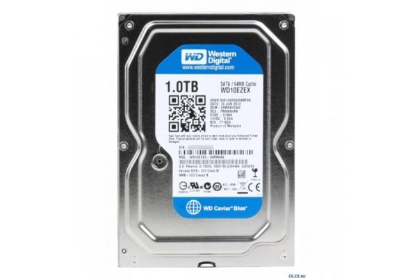 """1TB твърд диск 3,5"""" WD Caviar Blue SATA3 7200 64MB - твърди дискове за компютри - 13004 - nextbg.com"""