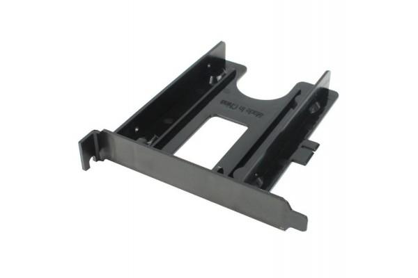 """Адаптър за 2,5"""" хардиск / SSD на мястото на PCI, PCIe слот - кабели и преходници - 14209 - nextbg.com"""