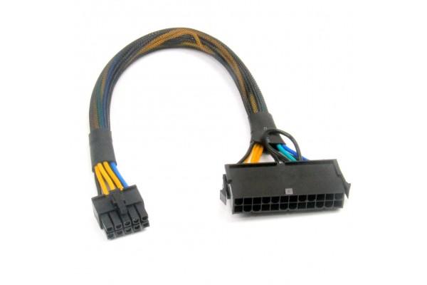 Преходник за захранване от 24 към 10 пина за Lenovo - кабели и преходници - 14409 - nextbg.com
