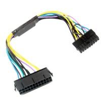 Преходник за захранване от 24 към 18 пина за HP Workstation z420, z620, z230 и др...
