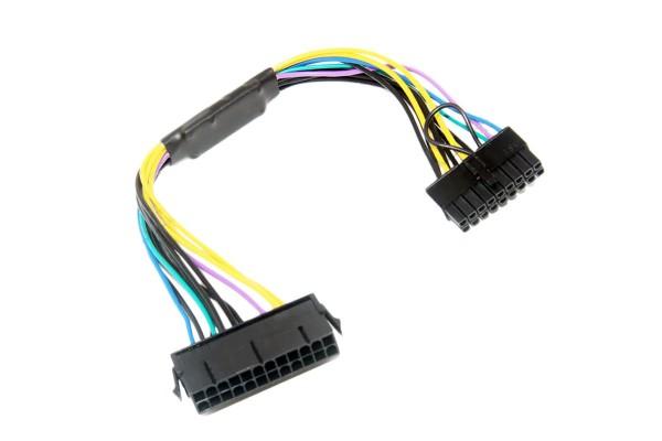 Преходник за захранване от 24 към 18 пина за HP Workstation z420, z620, z230 и др... - кабели и преходници - 14410 - nextbg.com