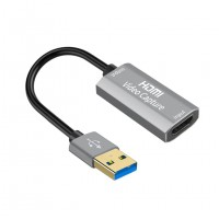 HDMI - USB 3.0 Video Capture Card - Game Live Streaming / Record