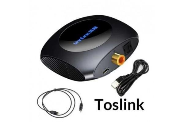 UnnLink цифров аналогов аудио ДАК DAC 192kHz 24bit - кабели и преходници - 14608 - nextbg.com