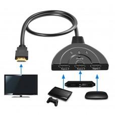 HDMI сплитер (разклонител) 3 входa и 1 изход