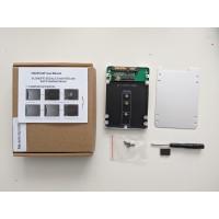 """Външна кутия 2,5"""" SATA3 за M.2 диск/SSD """"Makki"""""""