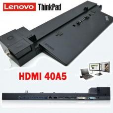 Lenovo ThinkPad Workstation Dock 40A5 със зарядно Lenovo 230W
