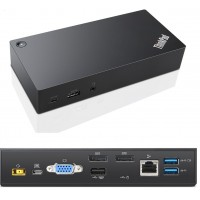 Lenovo ThinkPad USB-C (Type-C) Dock 40A9