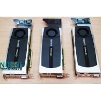 Видеокарта NVIDIA Quadro 5000 2.5GB Graphics