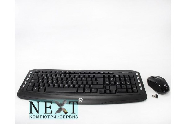HP Wireless Classic Desktop Keyboard and Mouse Нов - клавиатури - 280060180 - nextbg.com