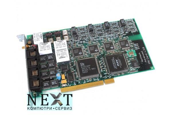 NetHawk Advanced PRI Card v3.0 А клас - PCI контролери за компютри - 280056197 - nextbg.com