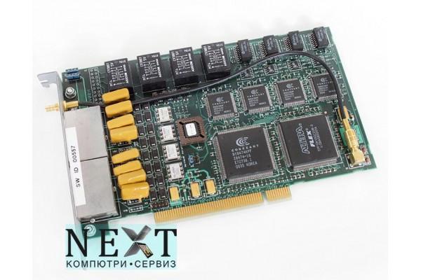 NetHawk Advanced PRI Card v4.11 А клас - PCI контролери за компютри - 280056195 - nextbg.com