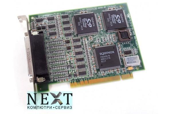 Equinox SST 4/8P А клас - PCI контролери за компютри - 280056134 - nextbg.com