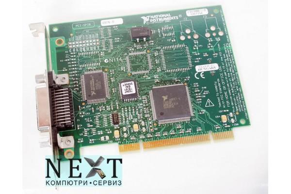 National Instruments PCI-GPIB IEEE 488.2 А клас - PCI контролери за компютри - 280056087 - nextbg.com