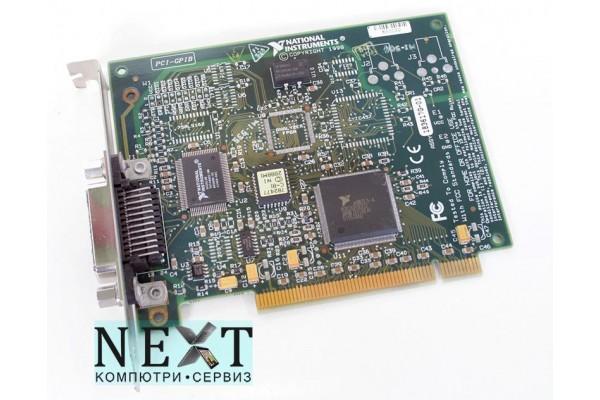 National Instruments PCI-GPIB IEEE 488.2 А клас - PCI контролери за компютри - 280056085 - nextbg.com