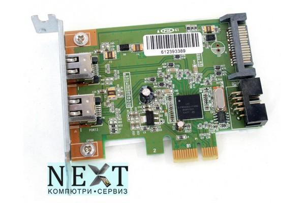 Различни марки 2x Firewire А клас - PCI контролери за компютри - 280054918 - nextbg.com