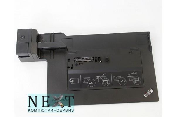 Lenovo ThinkPad Mini Dock Series 3 | ThinkPad L412 L512 T400S T410S T410i T420 T420i T510 T520 А клас - докинг станции за лаптопи - 280057807 - nextbg.com