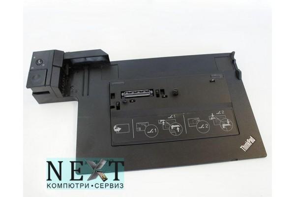 Lenovo ThinkPad Mini Dock Series 3 | ThinkPad L412 L512 T400S T410S T410i T420 T420i T510 T520 А клас - докинг станции за лаптопи - 280057800 - nextbg.com