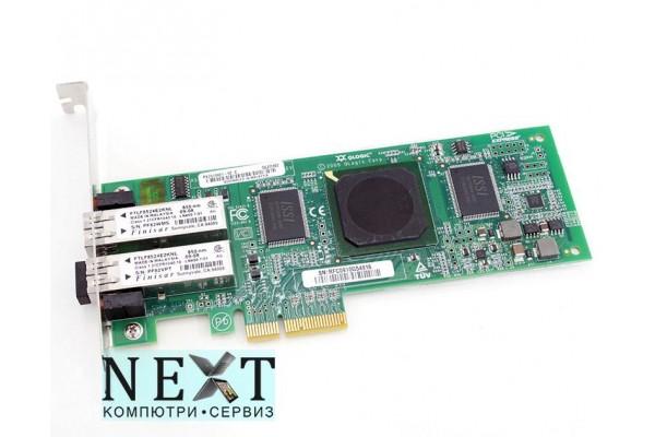 IBM QLE2462 Dual Port А клас - мрежови карти за сървъри и работни станции - 280058692 - nextbg.com