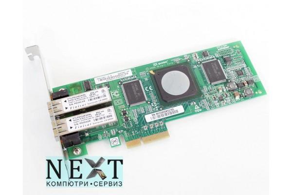 HP QLE2462 Dual Port А клас - мрежови карти за сървъри и работни станции - 280054626 - nextbg.com