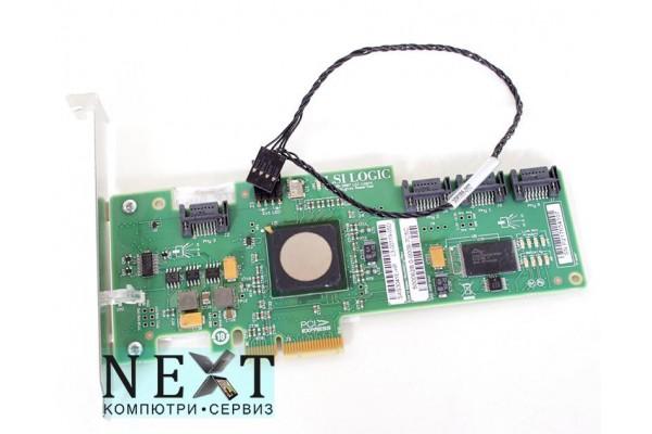 HP LSI Logic SAS3041E-HP А клас - RAID контролери за сървъри и работни станции - 280054804 - nextbg.com