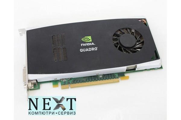 nVidia Quadro FX1800 А клас - Видео карти за компютри - 280017174 - nextbg.com