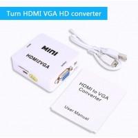HDMI към VGA (Активен)