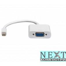 Преходник MiniDisplayPort към VGA