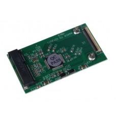 Адаптер mSATA SSD към 40 пинов ZIF/CE
