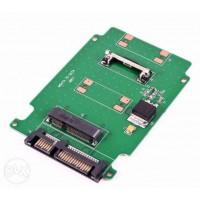"""mSATA SSD към 2.5"""" SATA"""