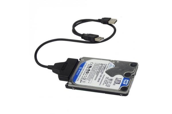 USB кабел за връзка към твърд диск 2.5