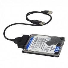 """USB кабел за връзка към твърд диск 2.5"""" SATA HDD / SSD"""
